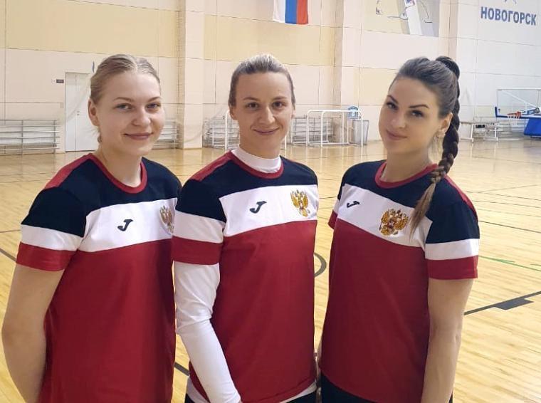 Гандболистки Кирдяшева, Никитина и Фомина завоевали путевку на Олимпиаду-2021
