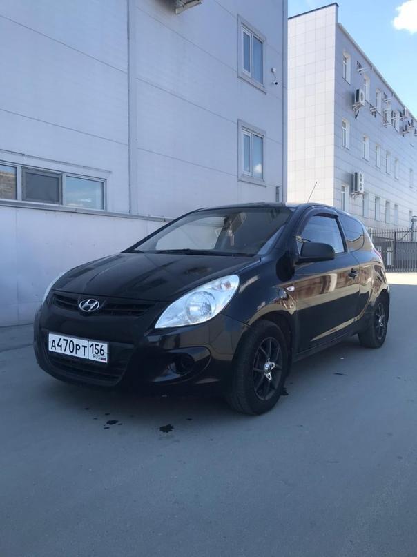 HYUNDAI I20, 2010г.купэ 1.2 механика, | Объявления Орска и Новотроицка №23891