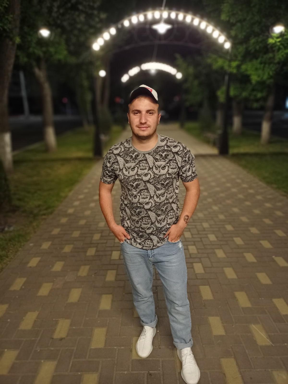 Андрей, 22, Tiraspol