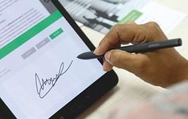 Ключ электронной подписи