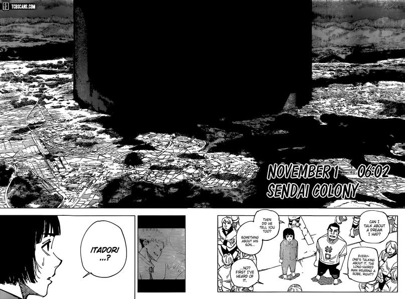 Jujutsu Kaisen Chapter 160, image №10