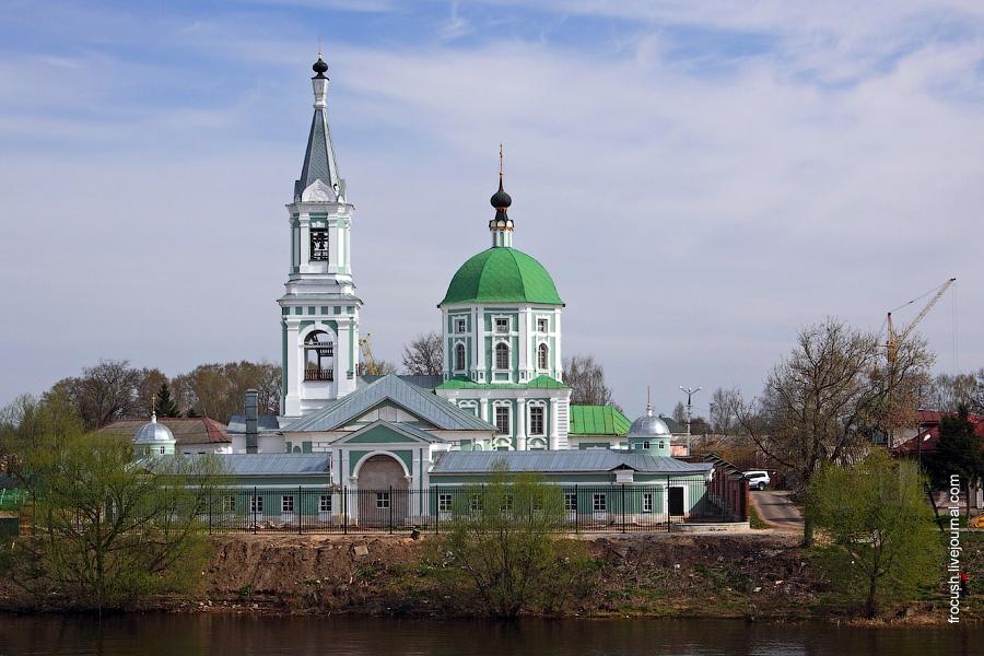 Круизы: Ульяновск – Тверь – Ульяновск