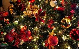 Новогоднюю ёлку предлагают украшать всем вместе. Конкурс!