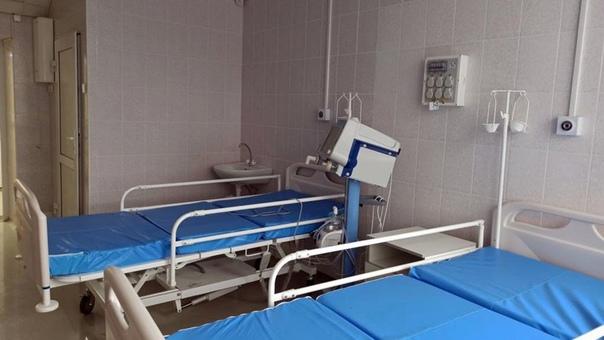 В ковидном госпитале Новочеркасска разворачивают дополнит...