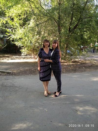 Елена Ивановская, Луганск