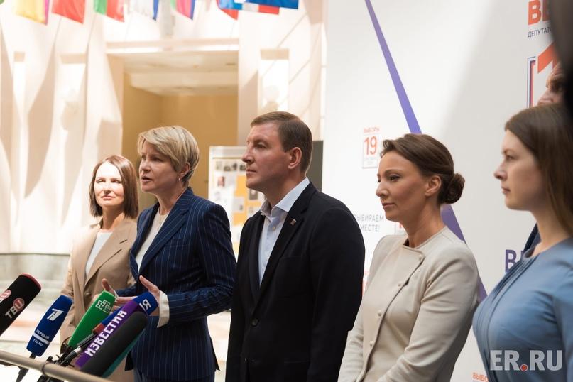 Общественники и волонтеры идут на выборы в Госдуму