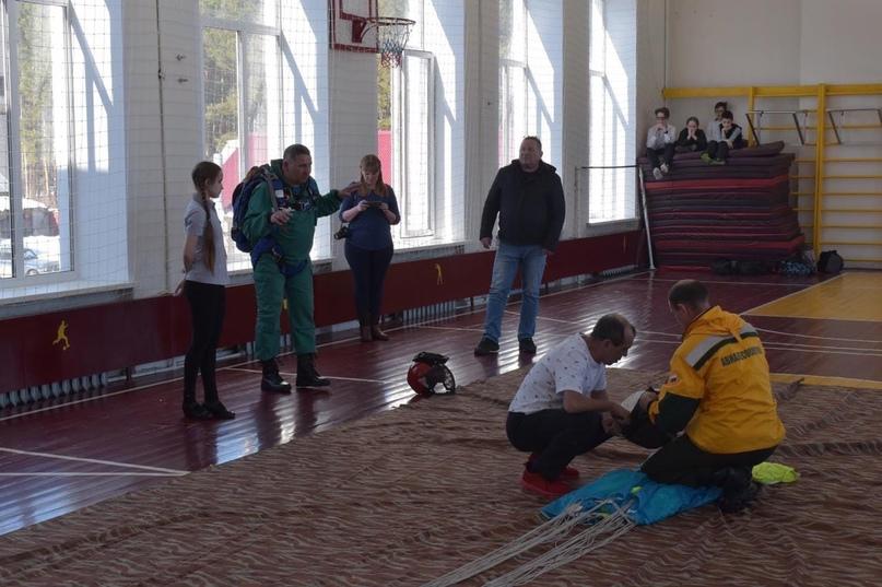 Состоялась выездная встреча со школьными лесничествами, изображение №6