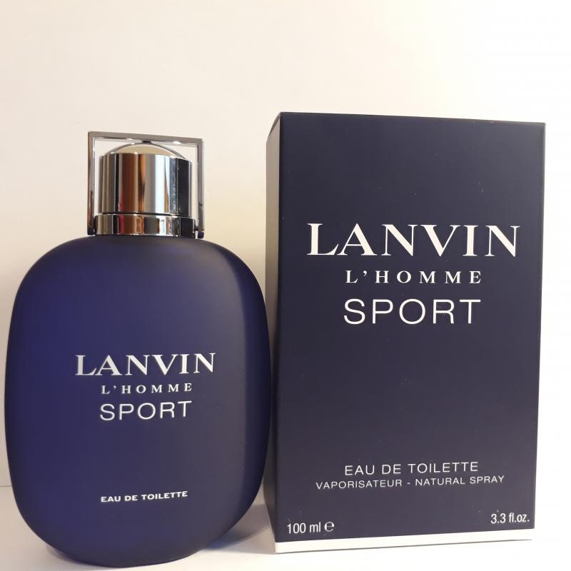 Lanvin L'Homme Sport 100 ml. 1580 рублей.