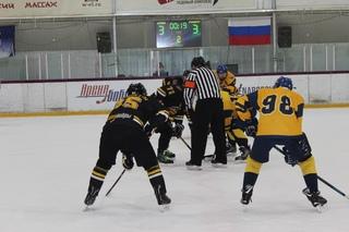 Серебряный дивизион Грендайзер Х-Шершни  Счет 3-4