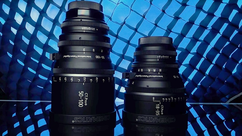 REAL Cine Zoom Lenses FOR CHEAP Part 1 Unboxing INCREDIBLE lenses from CHINA