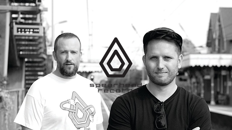 The Vanguard Project - Everyday Is Stolen feat. DRS - Spearhead Records
