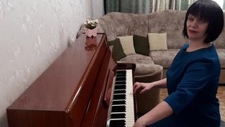 """""""Актриса"""" красивая авторская композиция Натальи Окуневой. Новосибирск, 2021."""