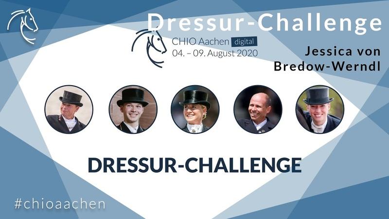 Dressur Challenge Tag 3 Jessica von Bredow Werndl