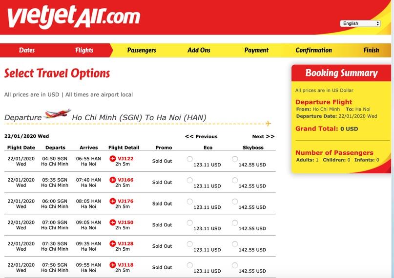 Как сайты аэрокомпаний используют UX дизайн, чтобы получить наши деньги, изображение №2