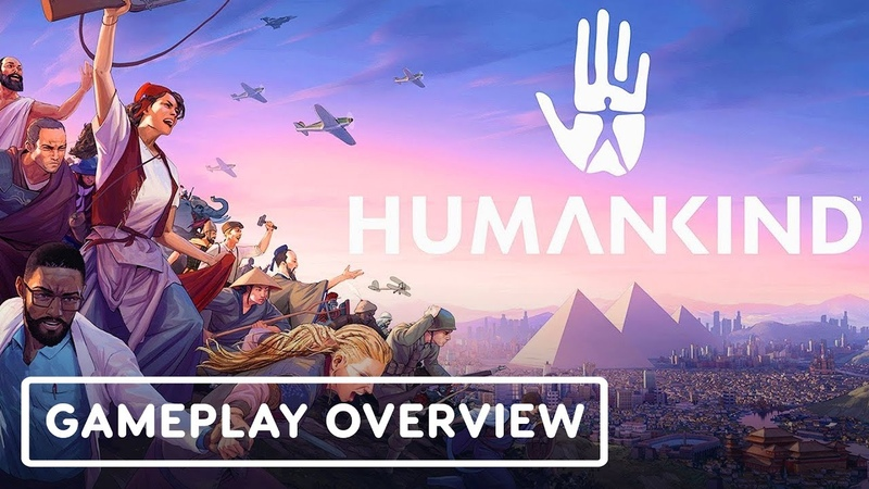 Humankind Official Gameplay Overview gamescom 2020