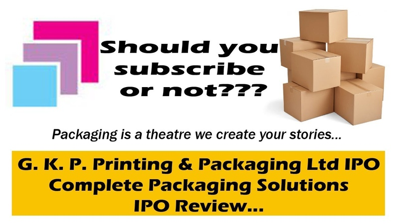 GKP Printing IPO Date Prospectus Allotment Listing Reviews Status