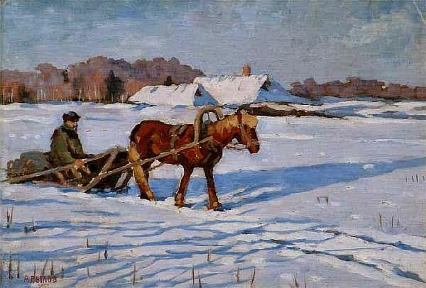там зима картинки крестьянин стих рис часто ошибочно