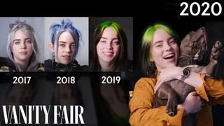 Billie Eilish: Same Interview, The Fourth Year | Vanity Fair