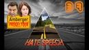HATE SPEECH 37 - über die Amberger Prügeltour , deren Polit-Echo und Aufrufe zur Besonnenheit