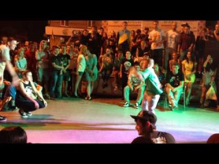 Final | Nikitos & Alya vs Shvets & Timosha