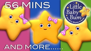 Twinkle Twinkle Little Star   Learn with Little Baby Bum   Nursery Rhymes for Babies   ABCs and 123s