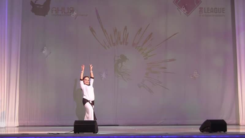Северное Сияние Востока XI г Мурманск 14 03 2020г Туман Алёна 2 место соло фольклор синьоры начинающие
