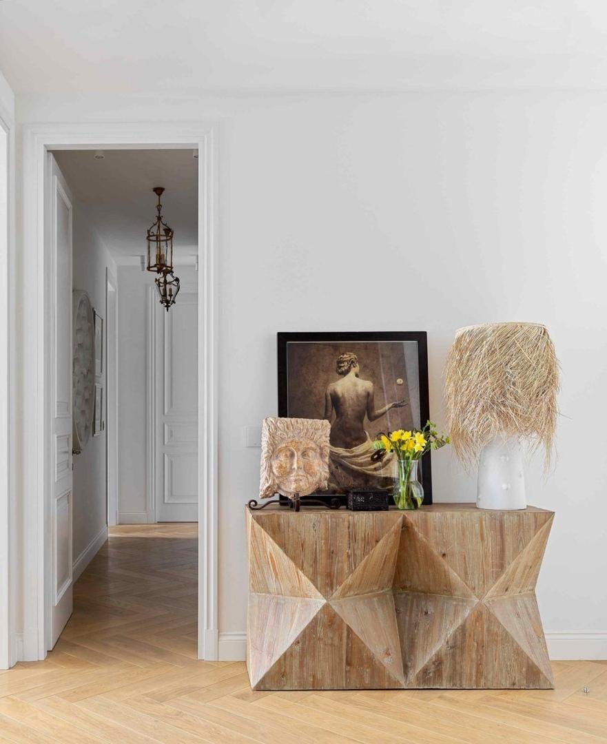 Квартира по проекту Анны Эрман, 250 м² || 01