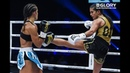 GLORY 64: Anissa Meksen vs. Tiffany Van Soest (Super Bantamweight Title Fight) - Full Fight