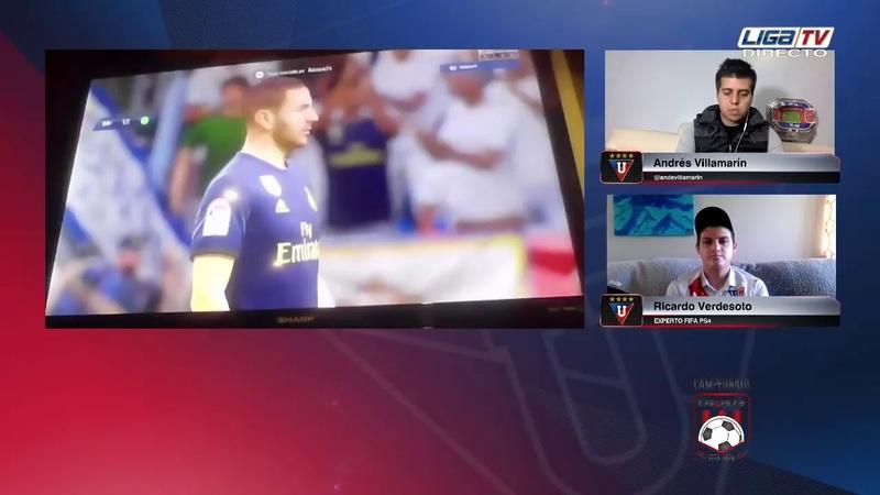 CAMPEONATO LIGUISTA FIFA | GRUPO 1
