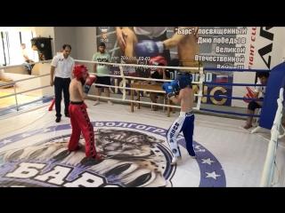 г.Фулл 🔴Фадеев Егор(Комбат) vs 🔵Плотников Роман(Волгоград)