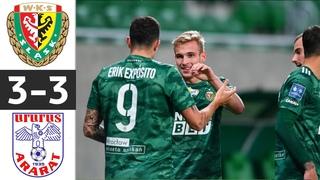 🔥 Шленск - Арарат Ереван 3-3 - Обзор Матча Второй раунд Лиги Конференций 29/07/2021 HD 🔥