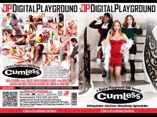 Cumless :  A Digital Playgrond XXX Parody / 2018