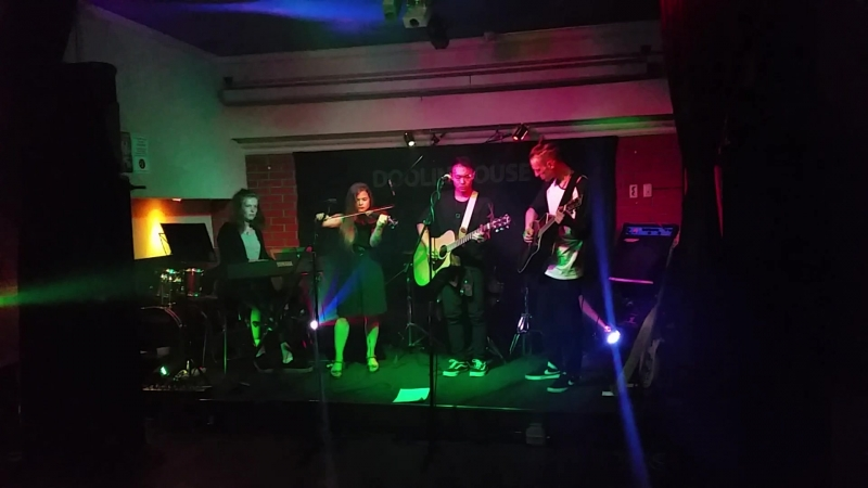 The Ultimate Fight - The last Jitterbug (Live at Doolin House / 12.08.16)