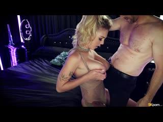 Blonde Bombshell in 5K  - Gabbie Carter