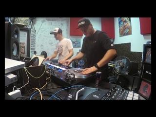 Freestyle Dj Erik & PatyFon @ Scratch Dj School