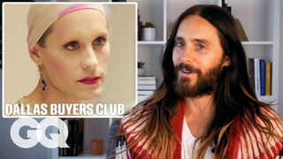 Jared Leto Breaks Down His Most Iconic Characters   GQ