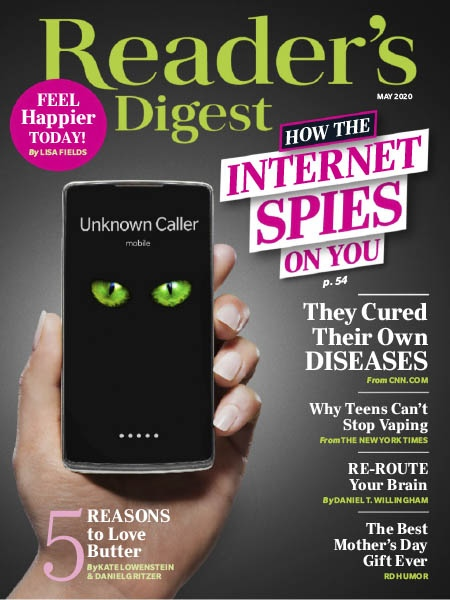 Reader's Digest USA 05.2020
