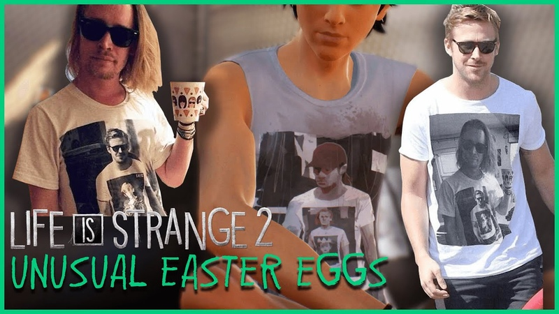 Unusual Easter Eggs in Episodes 3 and 4 of Life is Strange 2