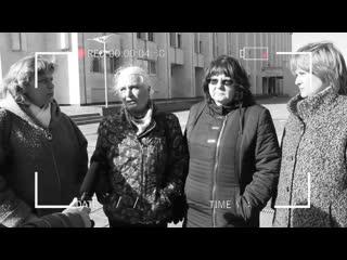 #Замурованные Лилия Умарова и другие пострадавшие передали обращение губернатору Азарову