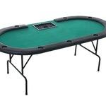 Стол для покера (складной, 9 мест)