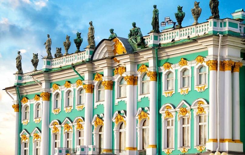 Виртуальные прогулки по музеям Петербурга, изображение №1