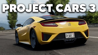 PROJECT CARS 3 ANNOUNCED - Exclusive Gameplay & Info