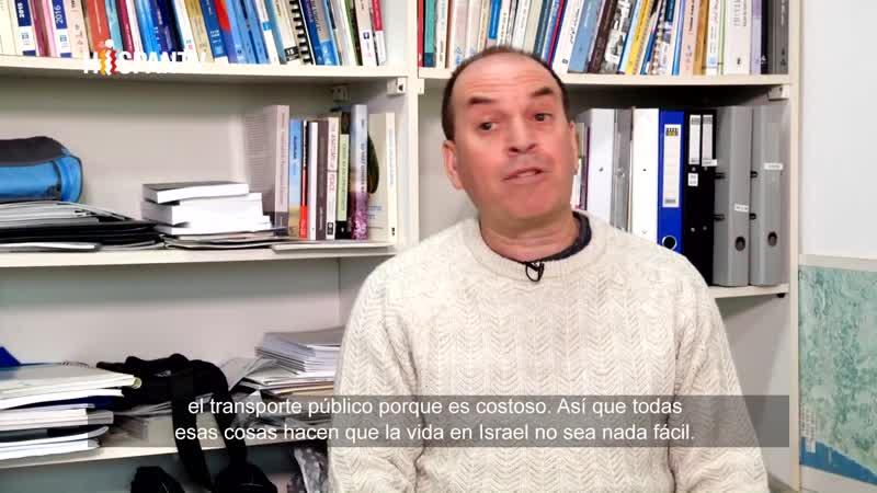 Dentro de Israel Episodio 52 Pobreza israelí