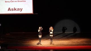 ASkay - Sexy Cat no Enzetsu (Morning Musume `16) (live-cover at Toguchi 2017)
