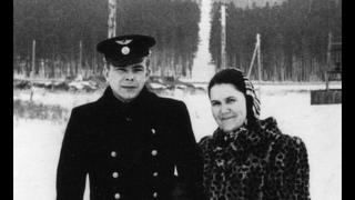 Перевал Дятлова интервью с вдовой лётчика Патрушева