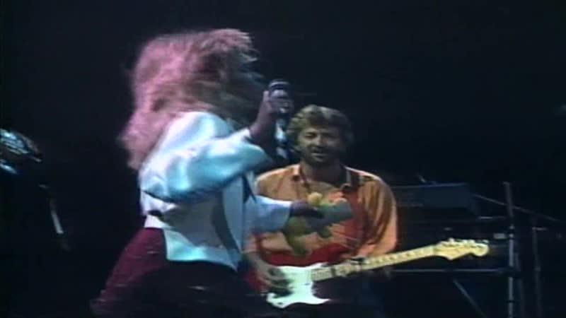 Eric Clapton Tearin' Us Apart with Tina Turner