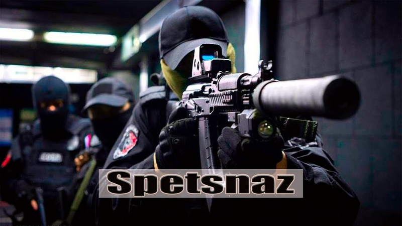 Russian Special Forces Spetsnaz Zveroboy