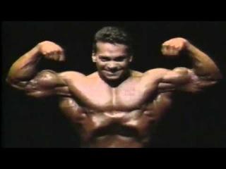 Rich Gaspari at the 1989 Arnold Classic