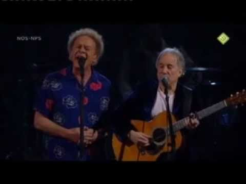 Simon Garfunkel The 25th Anniversary Rock Roll Hall Of Fame Concert October 29 2009