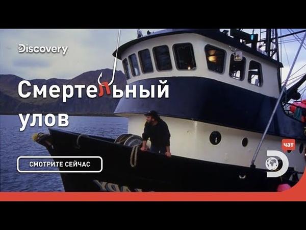 Потеря корабля Смертельный улов Discovery